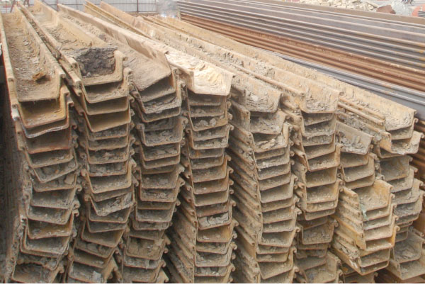 Cừ larsen (Sheet pile) - King Tai